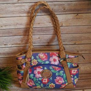 3/$20 Rosetti Floral Bag